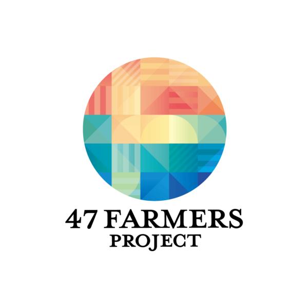 47 FARMERS PROJECT ロゴデザイン
