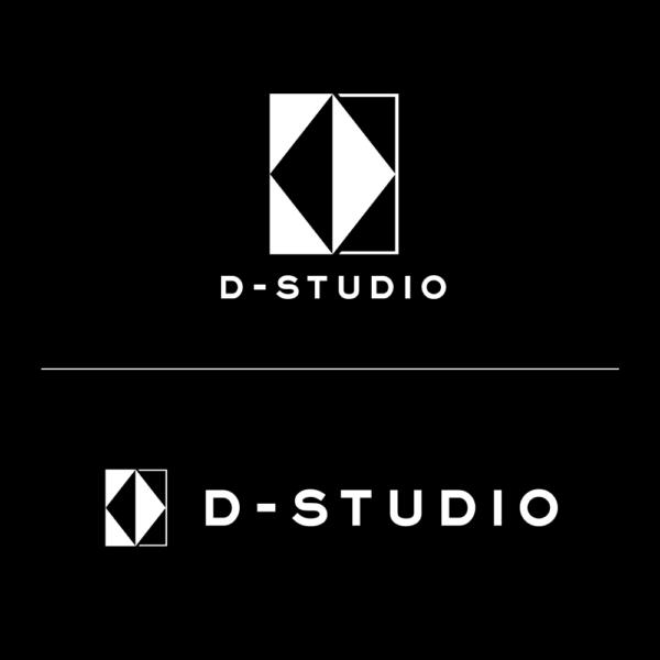 D-STUDIO ロゴ展開形