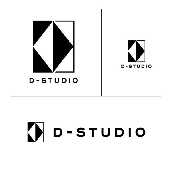 D-STUDIO ロゴ展開形2